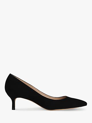 L.K.Bennett Audrey Pointed Toe Court Shoes