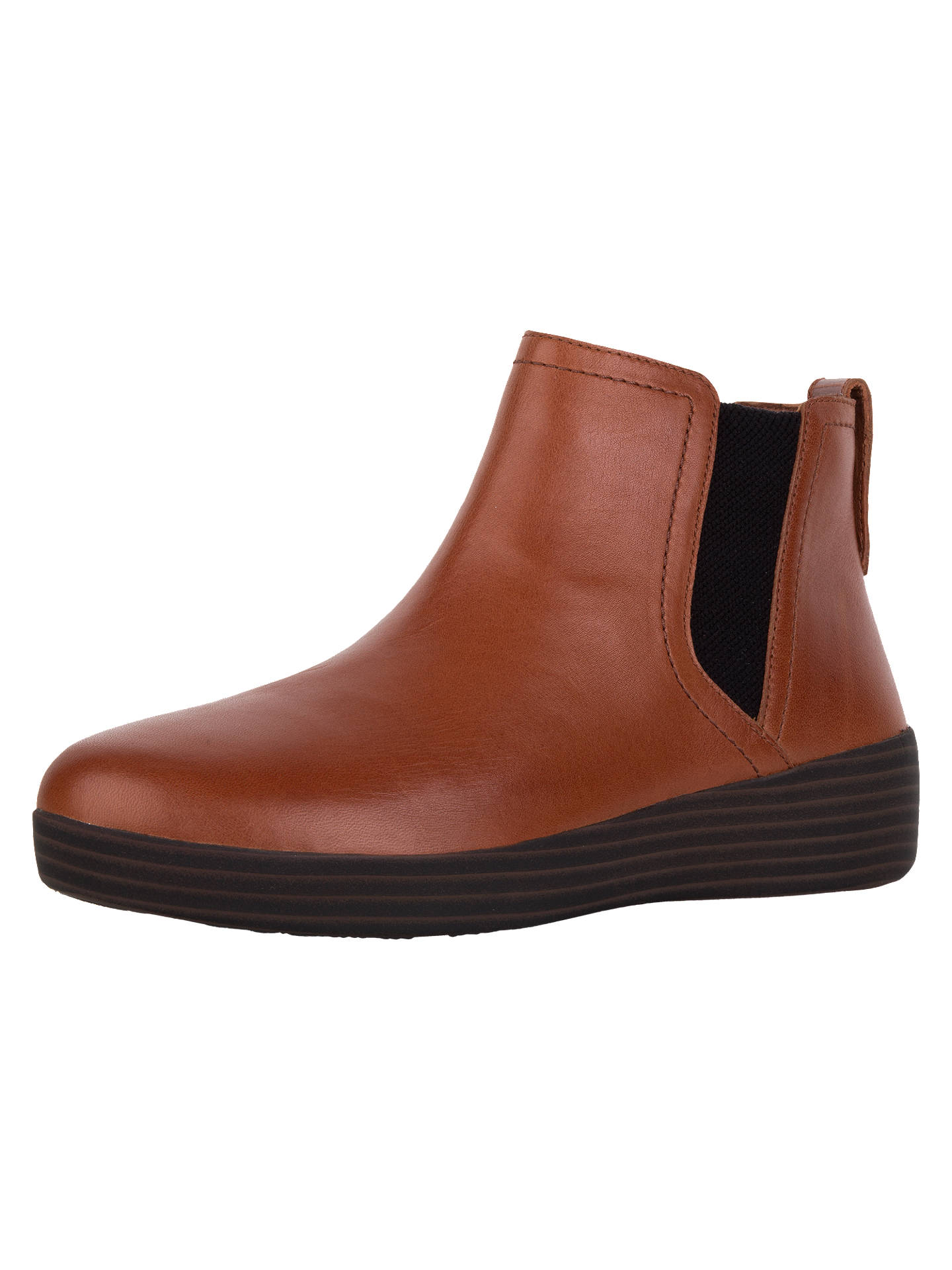 great deals on fashion free delivery pretty cool FitFlop Superchelsea Ankle Chelsea Boots at John Lewis ...