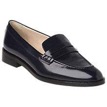 Buy L.K. Bennett Iona Pointed Toe Loafers Online at johnlewis.com