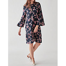 Buy Y.A.S Coller Printed Dress, Night Sky Online at johnlewis.com
