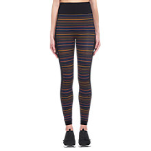 Buy Whistles Flash Stripe Workout Leggings, Multi Online at johnlewis.com