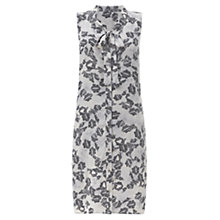 Buy Mint Velvet Cecilia Print Cocoon Dress, Multi Online at johnlewis.com