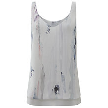 Buy Mint Velvet Lili Print Cami, Multi Online at johnlewis.com