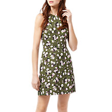 Buy Warehouse Mae Floral Shift Dress, Multi Online at johnlewis.com