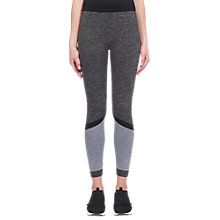 Buy Whistles Elite Workout Stripe Leggings, Grey Online at johnlewis.com