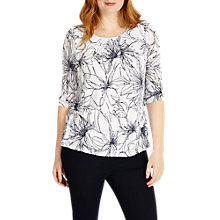 Buy Studio 8 Joan Top, White Online at johnlewis.com
