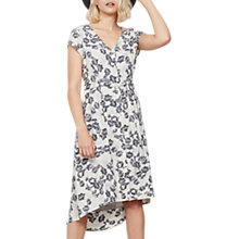 Buy Mint Velvet Cecilia Print Tea Dress, Multi Online at johnlewis.com