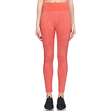 Buy Whistles Workout Leggings, Coral Online at johnlewis.com