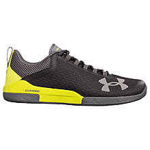 Buy Under Armour Charged Legend Men's Cross Trainers, Anthracite Online at johnlewis.com