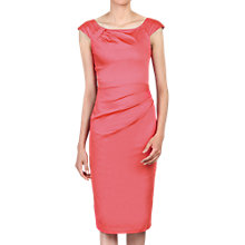 Buy Jolie Moi Scoop Neckline Wiggle Dress Online at johnlewis.com