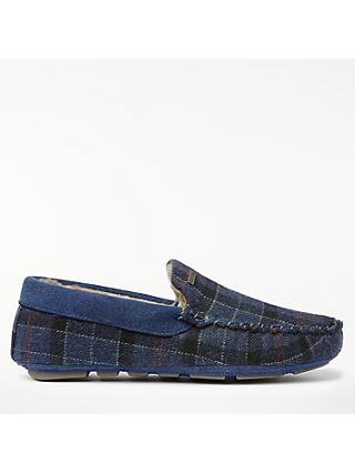 Barbour Thinsulate Tartan Slippers