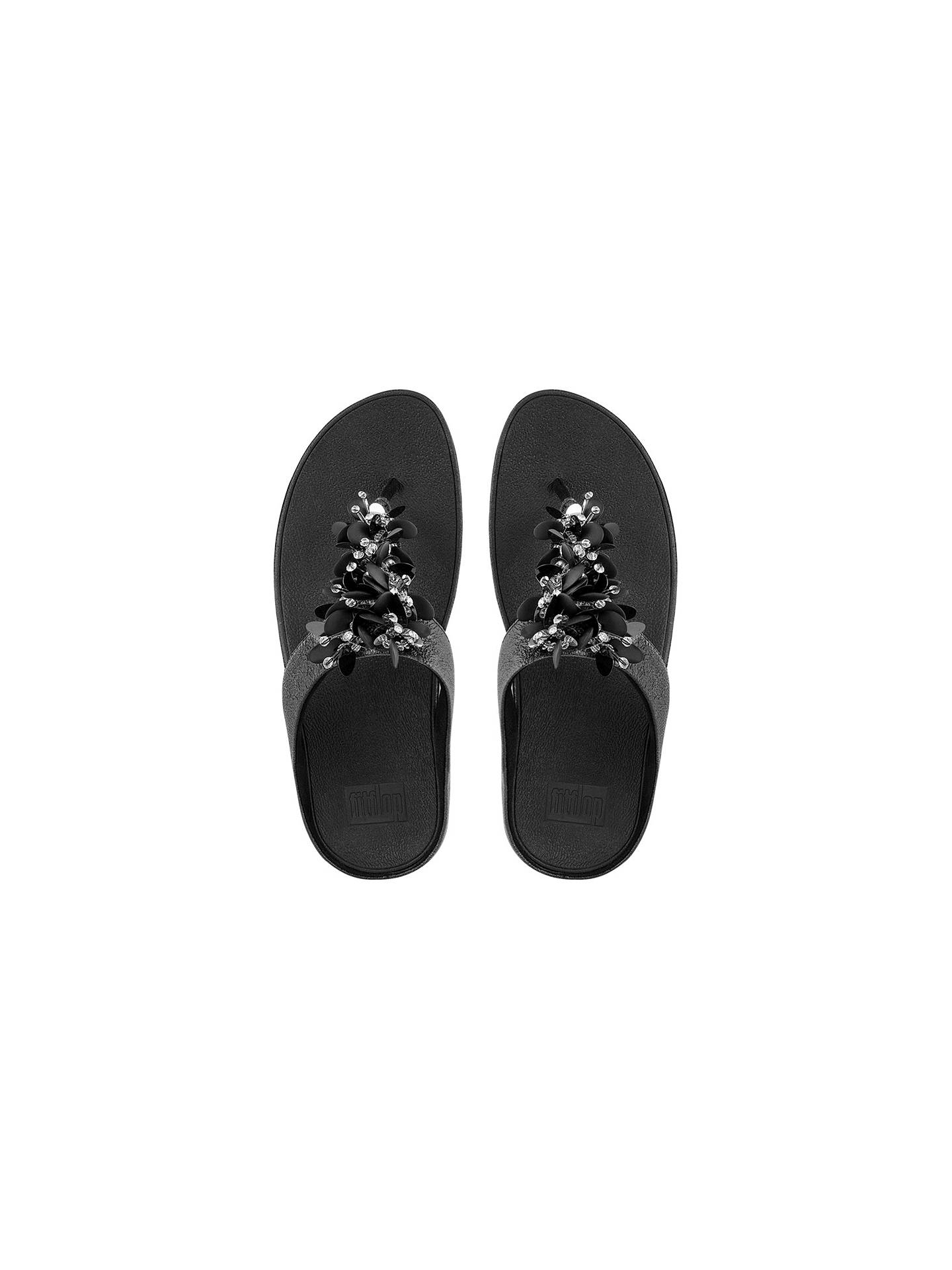 462cf080b06f FitFlop Boogaloo Toe Post Sandals at John Lewis   Partners