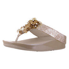Buy FitFlop Boogaloo Toe Post Sandals Online at johnlewis.com