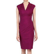 Buy Jolie Moi V Neck Fold Detail Shift Dress Online at johnlewis.com