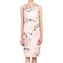 Buy Jolie Moi Floral Print Shift Dress Online at johnlewis.com