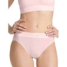 Buy Sloggi Double Comfort Tai Briefs, Pearl Online at johnlewis.com