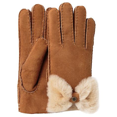 ugg gloves at john lewis