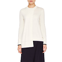 Buy Ted Baker Colour By Numbers Ginati Crossover Jumper Online at johnlewis.com