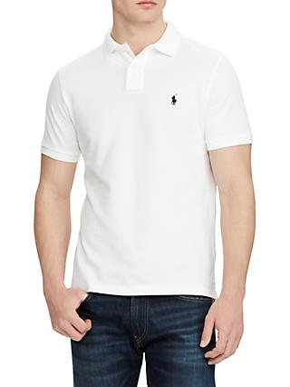 Polo Ralph Lauren Short Sleeve Custom Slim Polo Shirt