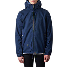 Buy Pretty Green Beckford Parka Jacket, Navy Online at johnlewis.com
