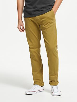 Scotch & Soda Slim Fit Cotton Chinos