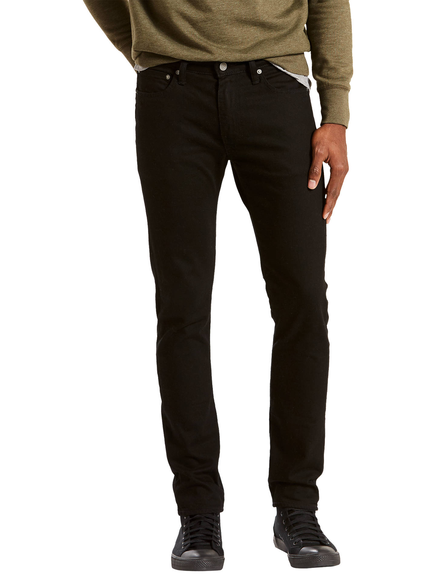 3f69d94142a02e Buy Levi's 510 Skinny Fit Jeans, Nightshine, 30S Online at johnlewis. ...
