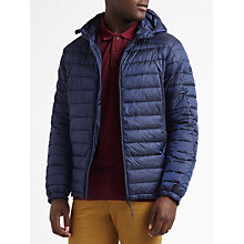 Buy Scotch & Soda Puffer Jacket, Night Online at johnlewis.com