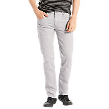 Buy Levi's 511 Slim Fit Chinos, Griffin Online at johnlewis.com