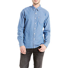 Buy Levi's Sunset One Pocket Shirt, Flat Stone Online at johnlewis.com