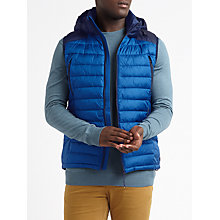 Buy Scotch & Soda Hooded Gilet, Combo B Online at johnlewis.com
