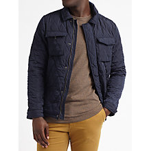Buy Scotch & Soda Quilted Jacket, Night Online at johnlewis.com