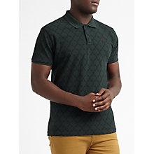 Buy Scotch & Soda Micro Diamond Polo Top, Combo B Online at johnlewis.com