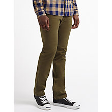 Buy Scotch & Soda Slim Fit Cotton Chinos Online at johnlewis.com