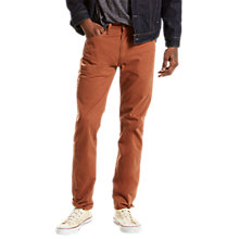 Buy Levi's 502 Chino, Rich Rust Online at johnlewis.com
