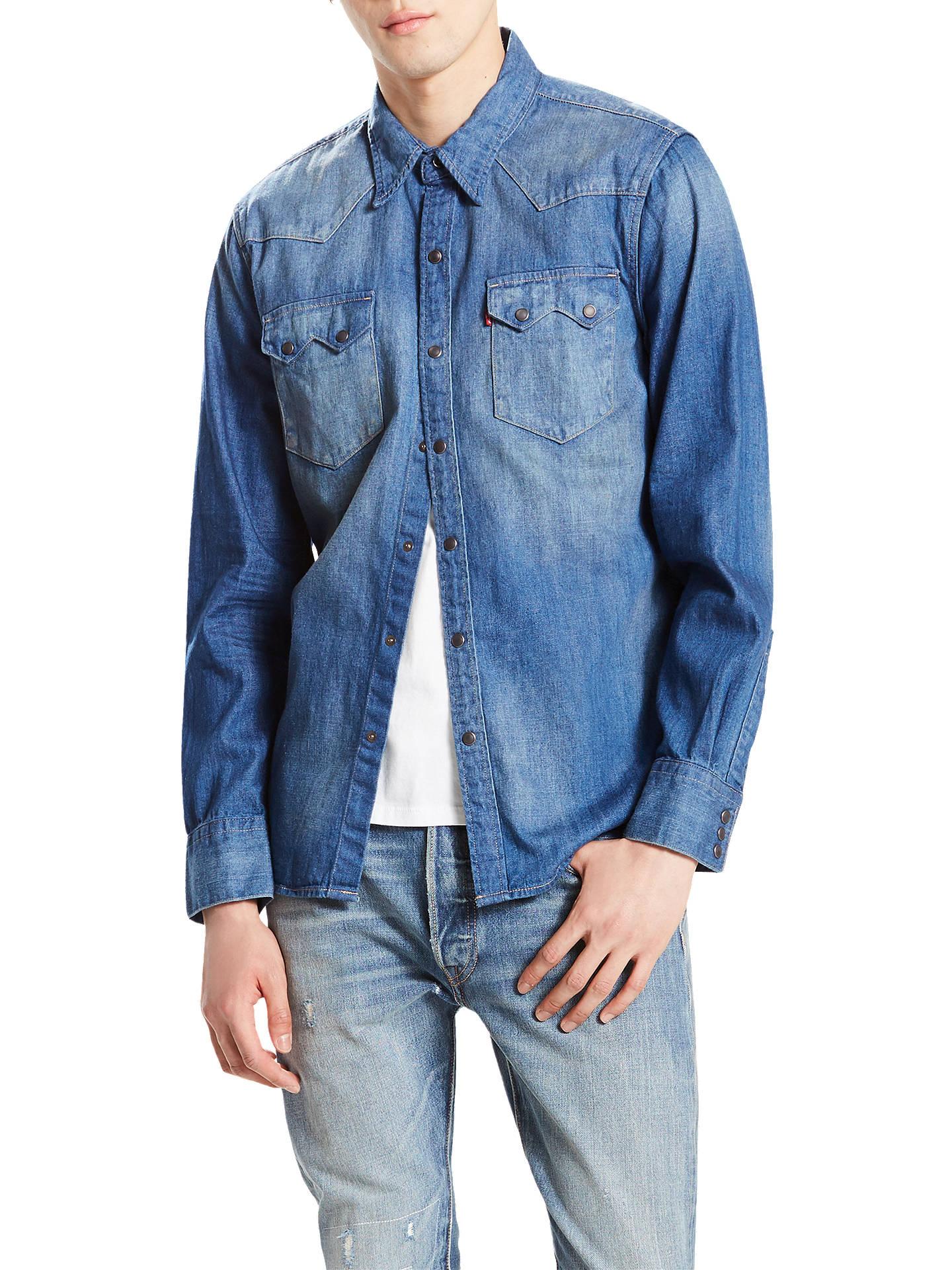 5ee1ebfb98 Buy Levi s Sawtooth Western Shirt