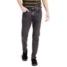 Buy Levi's Slim Tapered Jeans, Bleaker Online at johnlewis.com