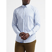 Buy Scotch & Soda Poplin Long Sleeve Shirt, Combo A Online at johnlewis.com