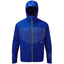 Buy Ronhill Momentum Sirius Men's Windshell Running Jacket, Blue Online at johnlewis.com