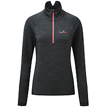 Buy Ronhill Stride Thermal Long Sleeve Half-Zip T-Shirt Online at johnlewis.com
