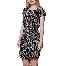 Buy Yumi Eastern Bird Dress, Black Online at johnlewis.com