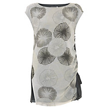 Buy Mint Velvet Emilia Print Tunic, Multi Online at johnlewis.com