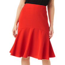 Buy Precis Petite Iona Skirt, Orange Online at johnlewis.com