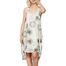 Buy Mint Velvet Emilia Cocoon Dress, Multi Online at johnlewis.com