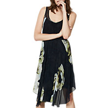 Buy Mint Velvet Laura Trapeze Dress, Multi Online at johnlewis.com