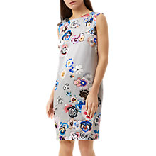 Buy Fenn Wright Manson Petite Cologne Dress, Grey/Multi Online at johnlewis.com