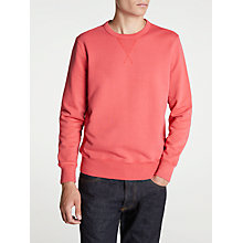Buy Hawksmill Denim Co Dyed Jersey Top Online at johnlewis.com