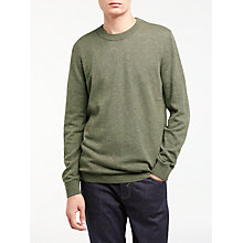 Buy Samsoe & Samsoe Gees Lambswool Jumper Online at johnlewis.com