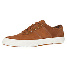 Buy Polo Ralph Lauren Tyrian Suede Low-Top Trainers Online at johnlewis.com