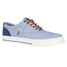 Buy Polo Ralph Lauren Vaughn Trainers Online at johnlewis.com
