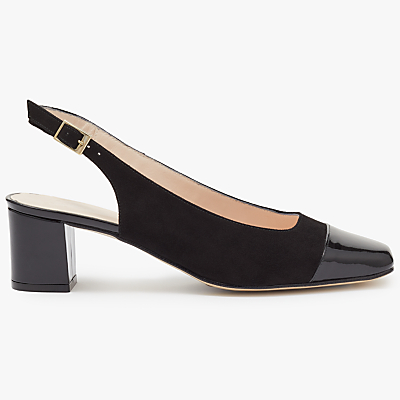 John Lewis A Casa Block Heeled Court Shoes